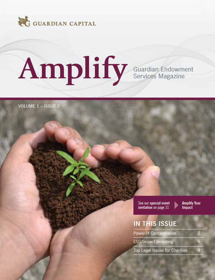 Amplify Your Reach Brochure