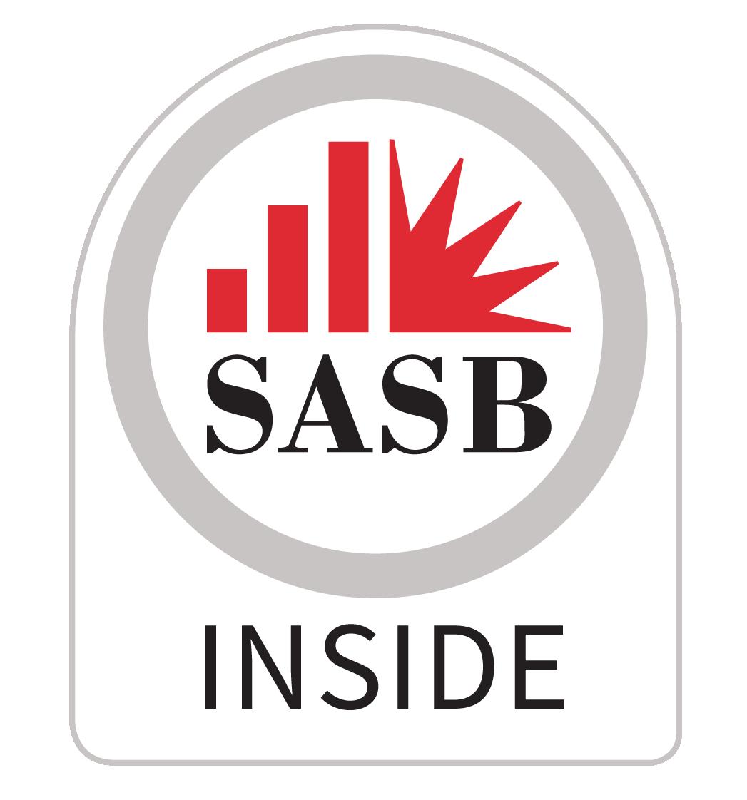 SASB Inside Badge